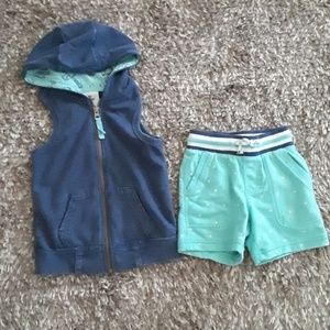 Oshkosh Toddler Outfit 2T